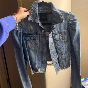 Forever 21 Jean Jacket (NWT)